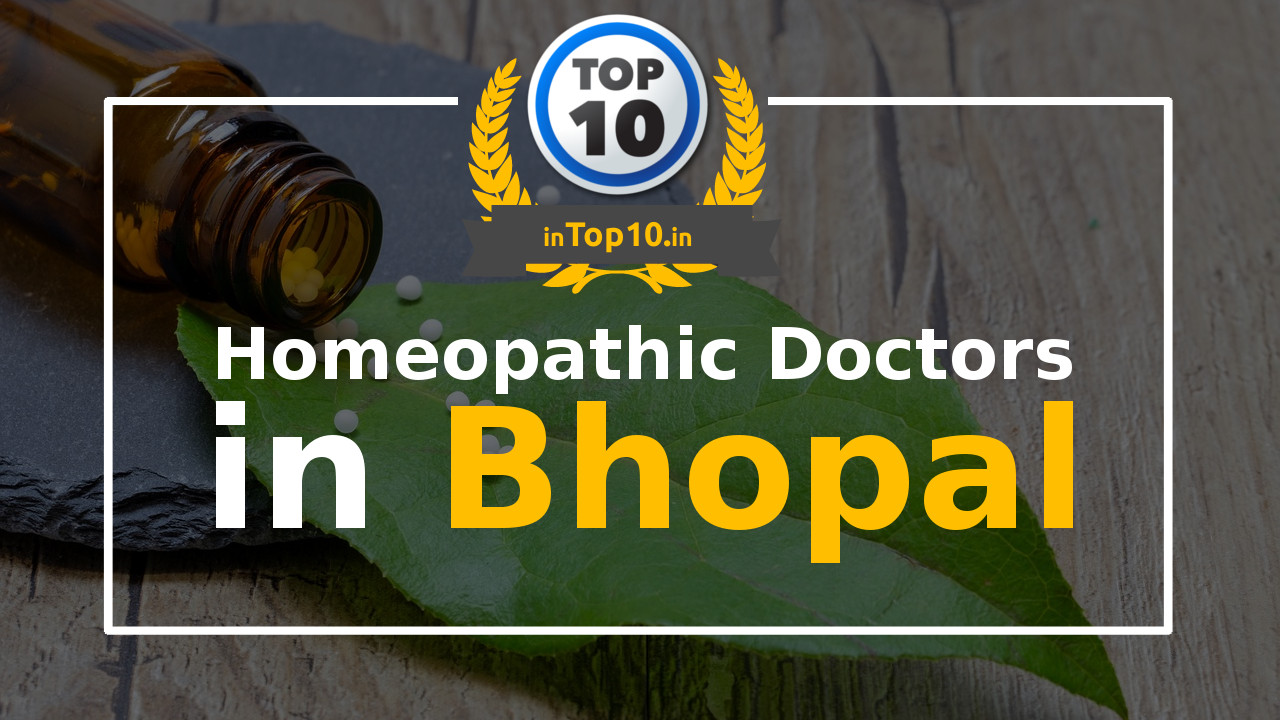 Top 10 Homeopathic Doctors in Bhopal