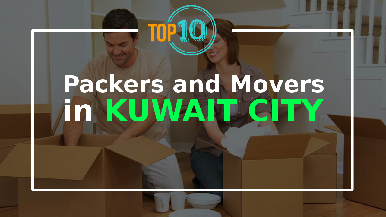 Top 10 Packers and Movers in Kuwait City