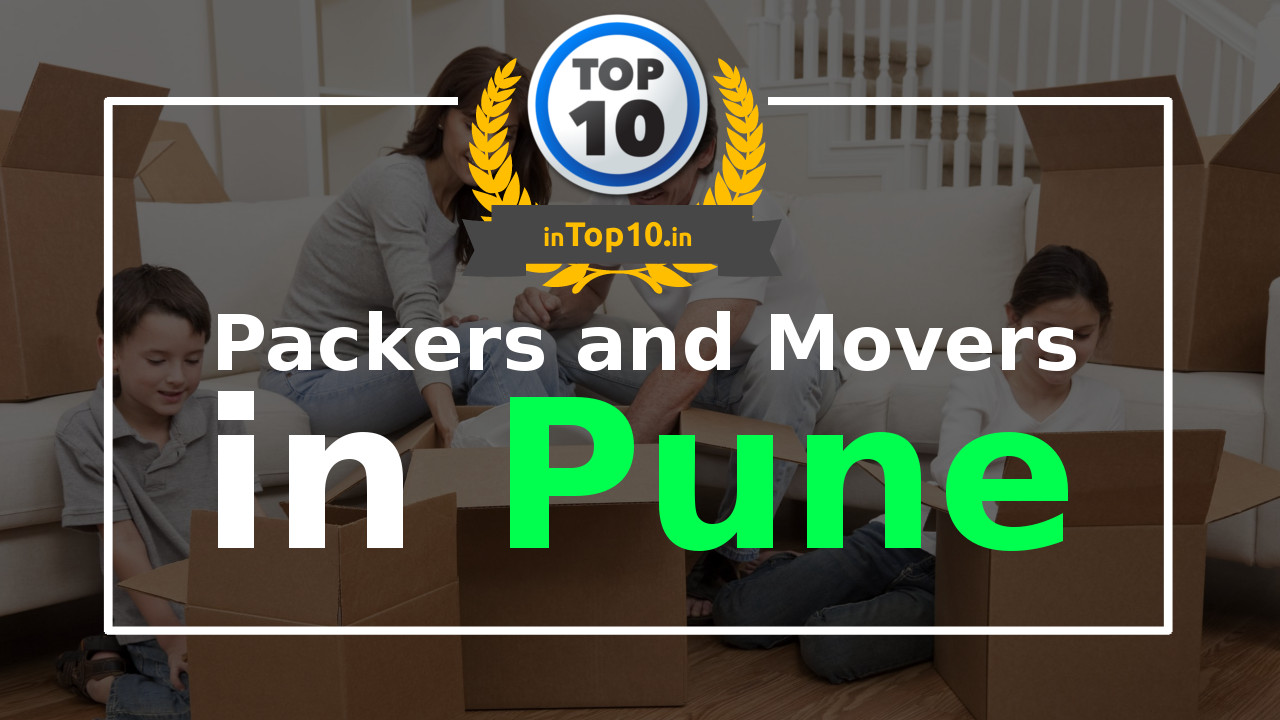 Top 10 Packers and Movers in Pune