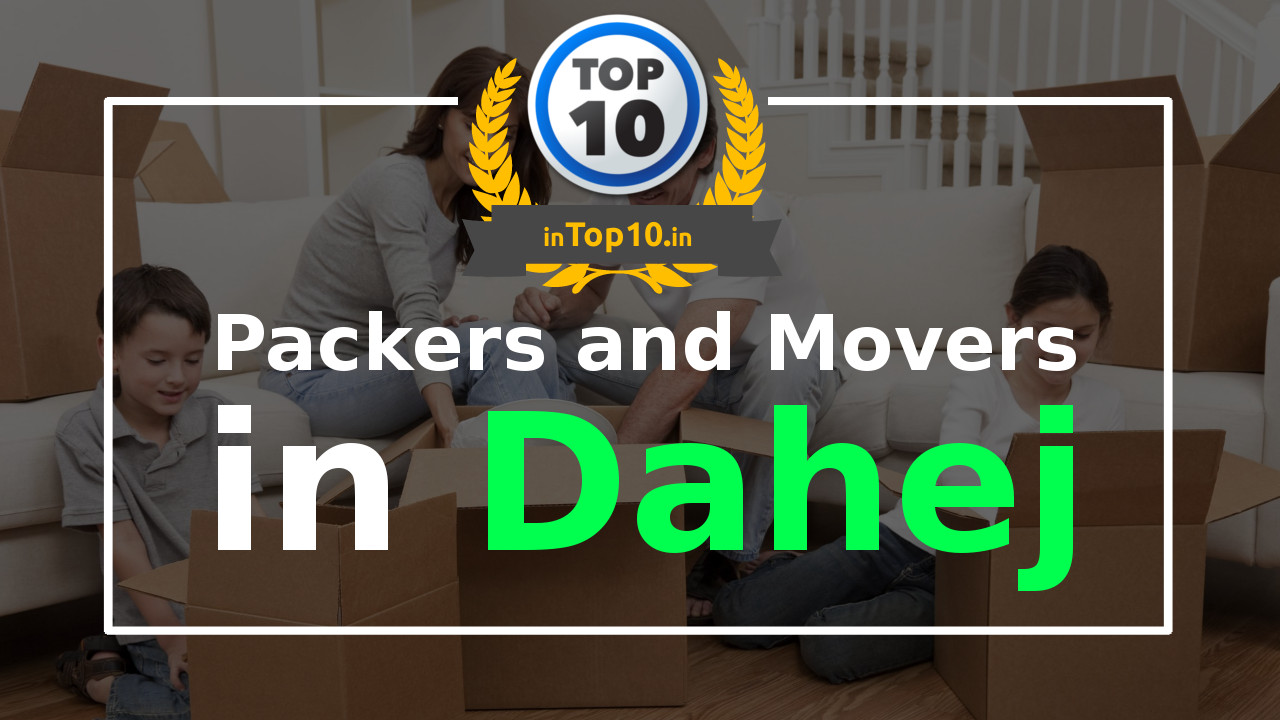 Packers and Movers in Dahej
