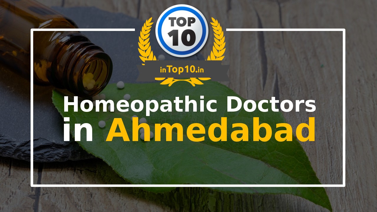 Best Homeopathic Doctors in Ahmedabad near me