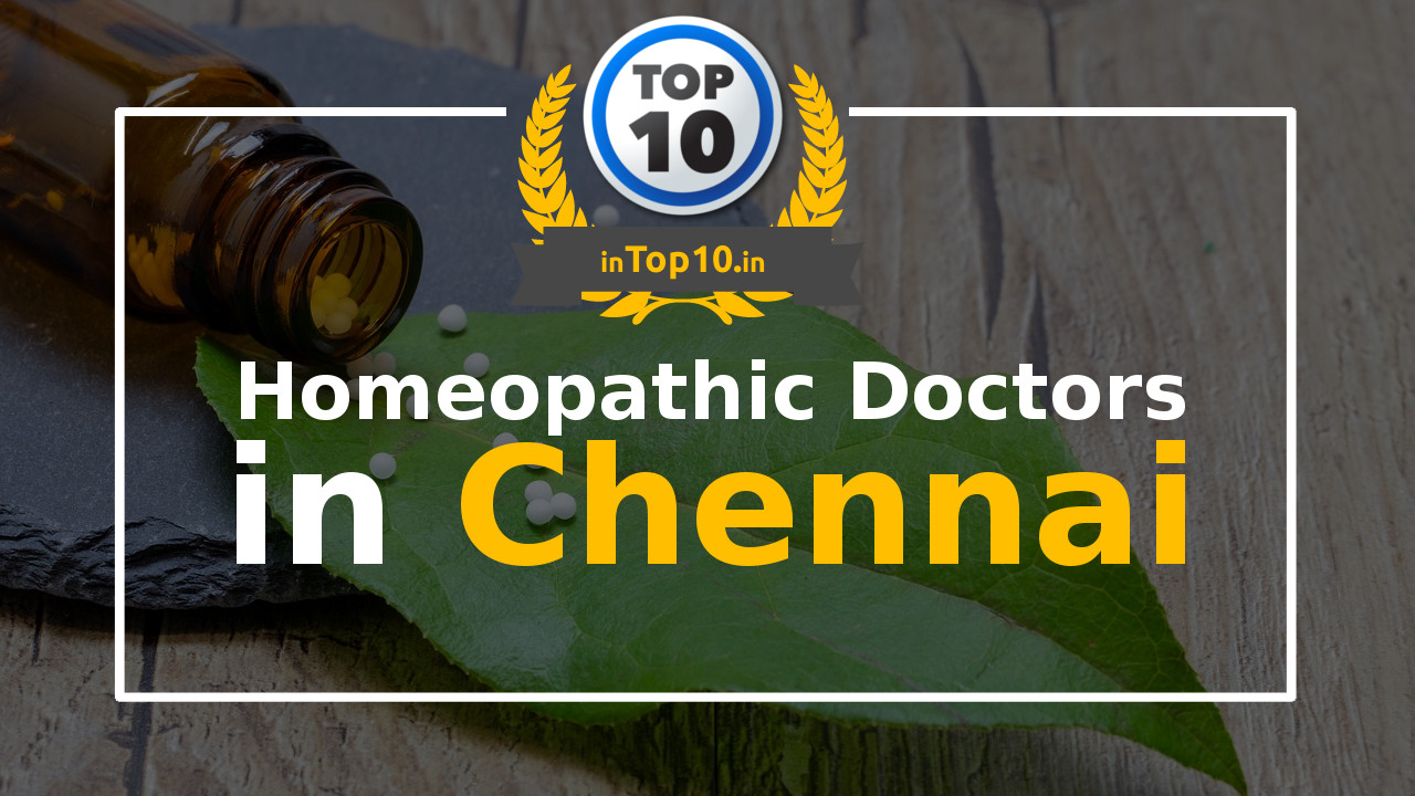 Best Homeopathic Doctors in Chennai near me