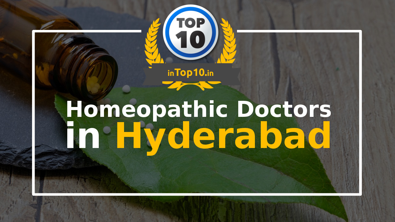 Best Homeopathic Doctors in Hyderabad near me