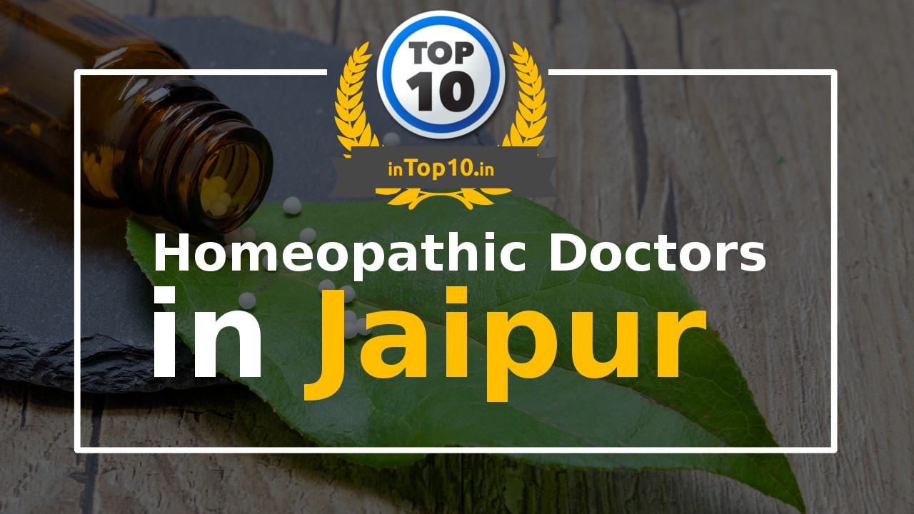 Best Homeopathic Doctors in Jaipur near me