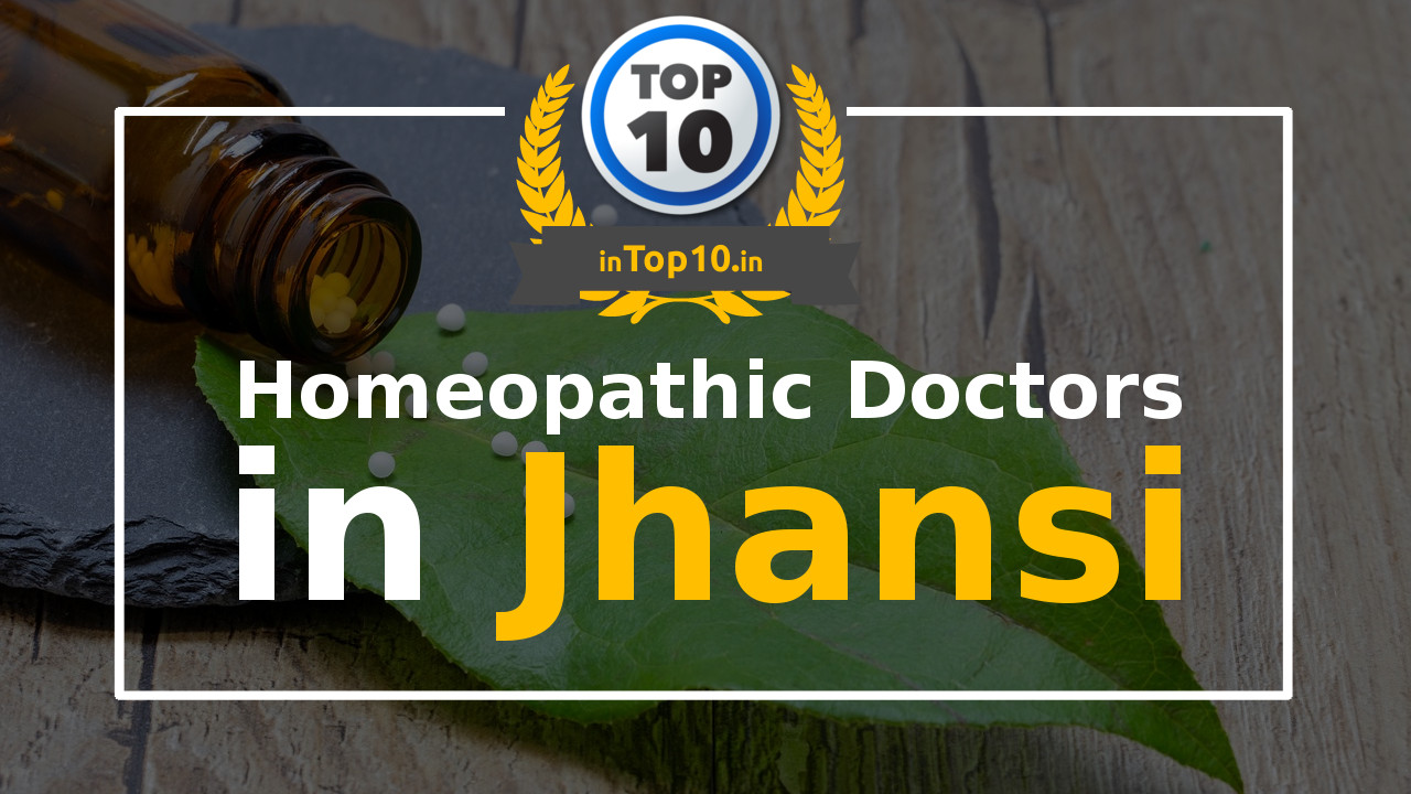 Best Homeopathic Doctors in Jhansi near me