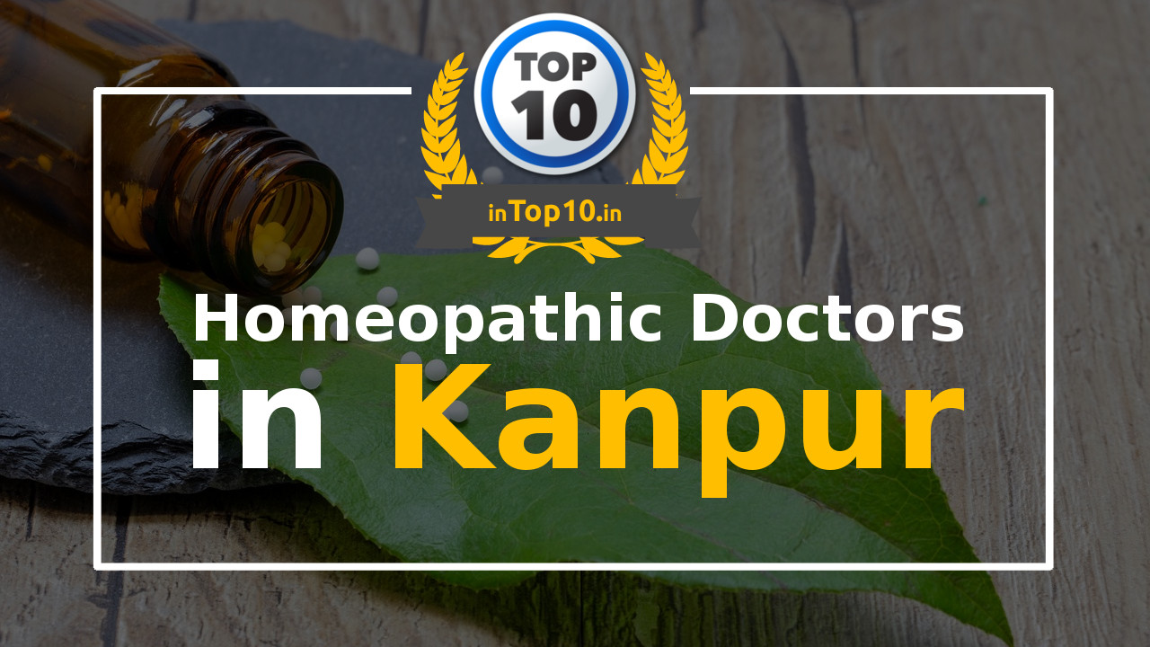 Best Homeopathic Doctors in Kanpur near me