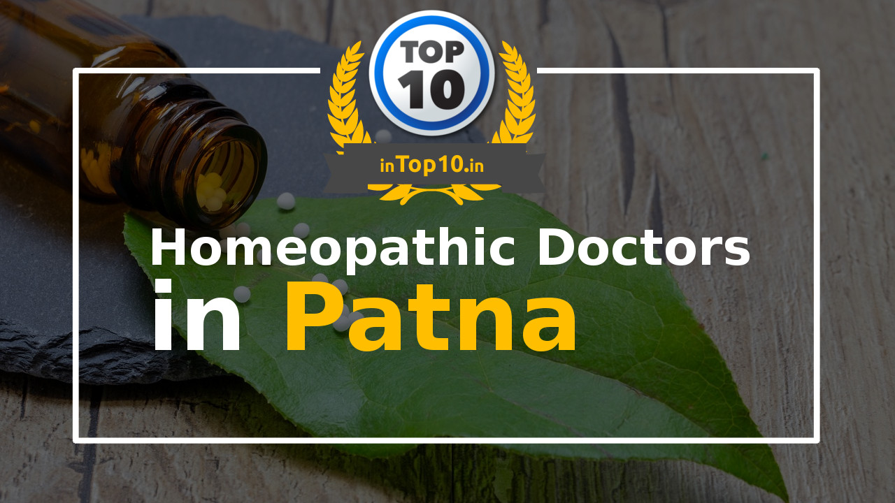 Best Homeopathic Doctors in Patna near me Homeopathy Clinic