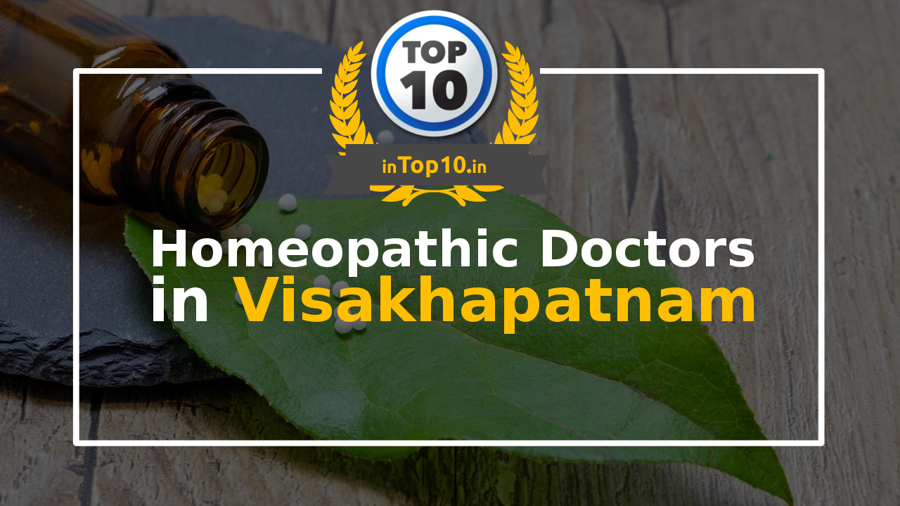 Best Homeopathic Doctors in Visakhapatnam near me Homeopathy Clinic