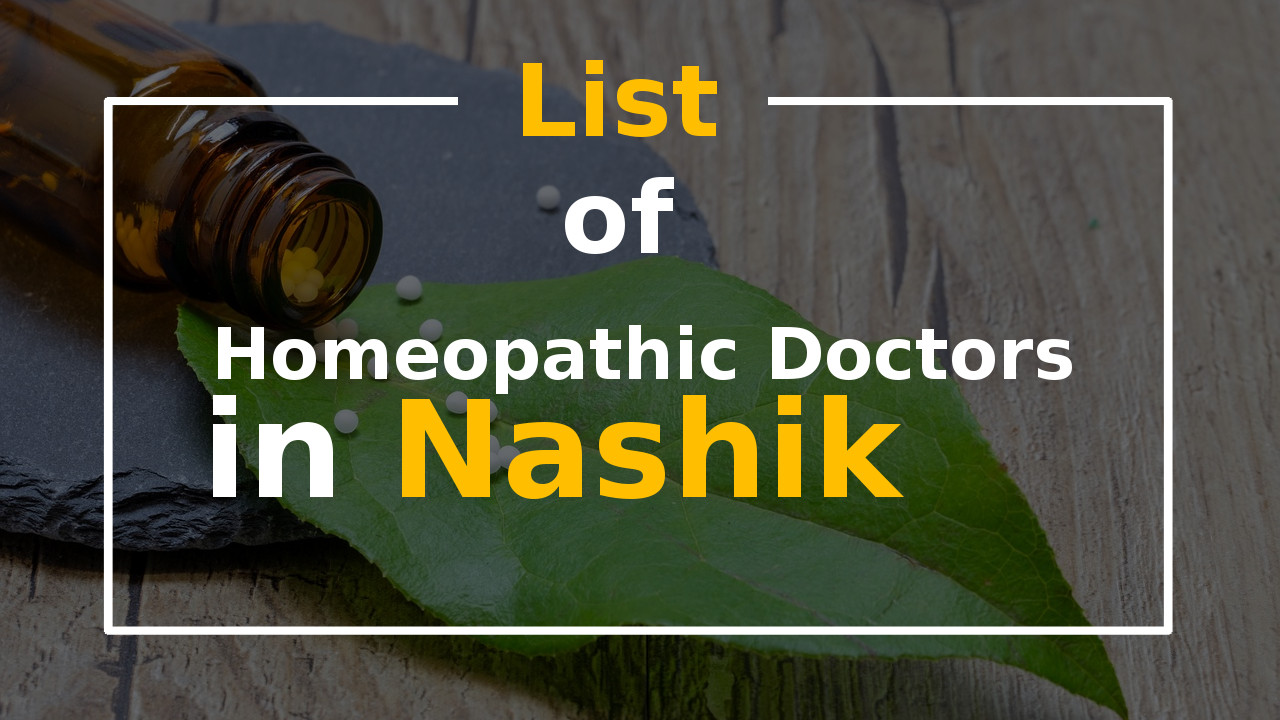 List of Best Homeopathic Doctors in Nashik Homeopathy Clinic